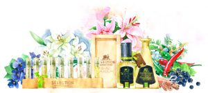 Каталог селективной парфюмерии