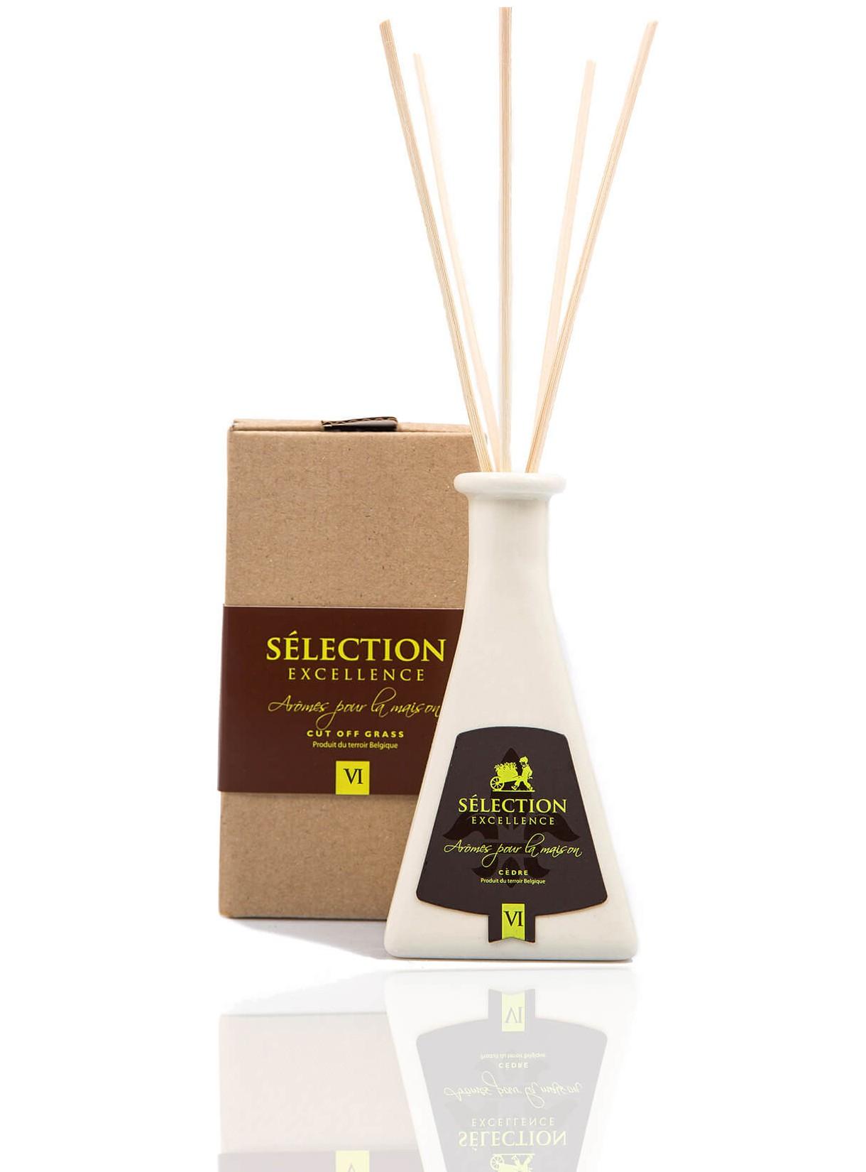 Кедровый селективный аромат для дома