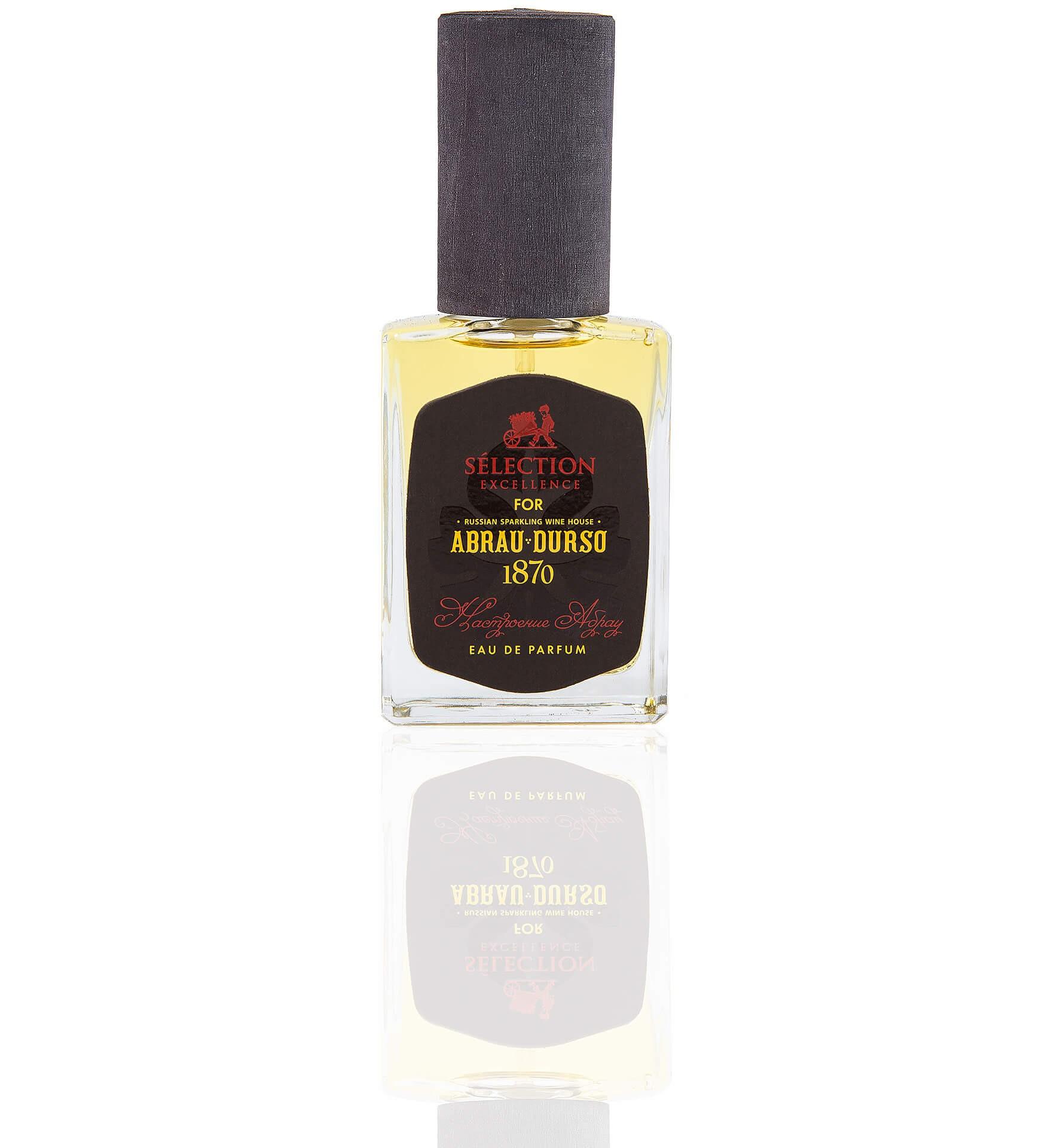 Духи со вкусом бергамота и померанеца Настроение Абрау от Selection Excellence
