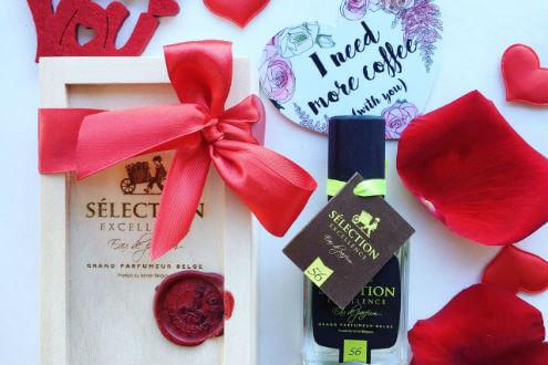Как выбрать парфюм для любимых? Наш совет ко Дню Всех Влюбленных