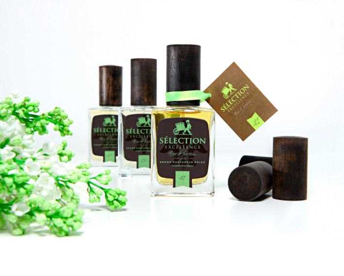 Первый российский бренд селективной парфюмерии Selection Excellence